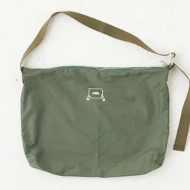 """ CANVAS "" - CANVAS ARMY  Shoulder Bag   KHAKI"