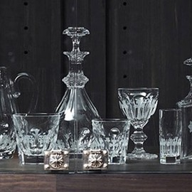 Baccarat for Chrome Hearts Crystal Collection