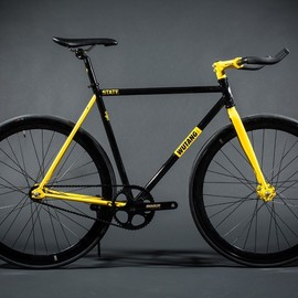 state bicycle - Wu Tang Brand - 20th Anniversary Ltd. Edition Bike