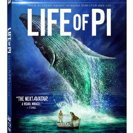 Ang Lee - Life of Pi (Blu-ray 3D)