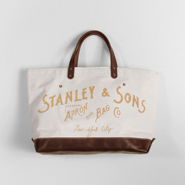 Stanley & Sons - tote