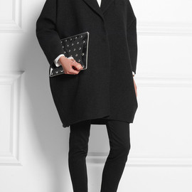 MM6, Maison Martin Margiela - Oversized wool-blend coat