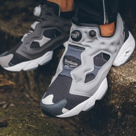 Reebok, Beams - Instapump Fury 20th Anniversary Model