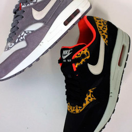 Nike - Nike Air Max 1 Leopard Pack Fall 2012
