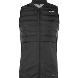 Nike Golf - Aeroloft Perforated Quilted Shell Gilet