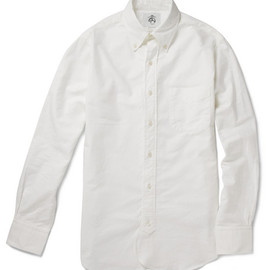 BLACK FLEECE BY Brooks Brothers - Cotton Chambray Shirt