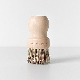 Murchison Hume - Natural Bristle Pot Brush