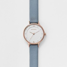 Skagen - Anita Leather Watch