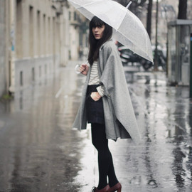 outfit on a rainy day