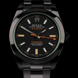 ROLEX - Pro Hunter Green Glass Milgauss