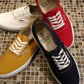 VANS × BEAUTY & YOUTH - AUTHENTIC