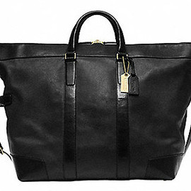 COACH - Crosby Leather Duffle