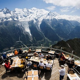 Mountain Restaurant Brevent Chamonix - Le Panoramic