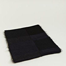 Dries Van Noten - Dries Van Noten Men's Knit Neck Tube