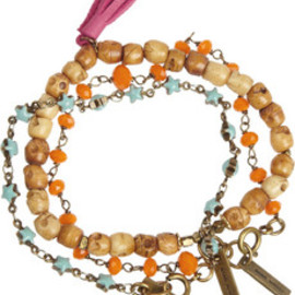 Isabel Marant - Isabel Marant  Set of three beaded bracelets