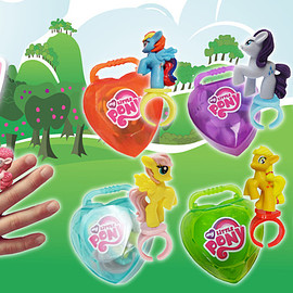 Hasbro - My Little Pony Ring Figure Blind Bags