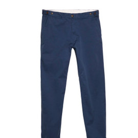 H&M FOR BRICK LANE BIKES COLLECTION - Stretch chino