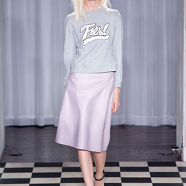2013/RESORT■XOXO Skirt in Mixed Messages