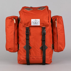 POLER - RUCKSACK BACKPACK ORANGE
