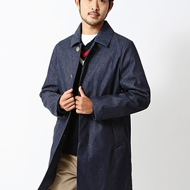 Traditional Weatherwear - Traditional Weatherwea×BEAMS / 別注 SELBY DENIM