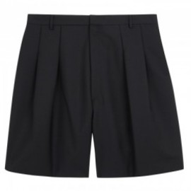 GIVENCHY - Wool And Mohair Blend Shorts Men