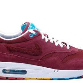 Nike - Air Max 1  Parra x Patta  Cherrywood