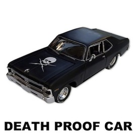Chevy Nova 1970 - death proof car