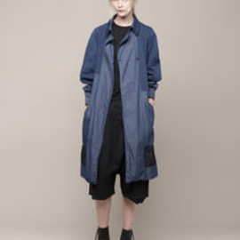 Acne - Acne / Bloom Patchwork Trench