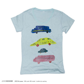 tcollector - 自動車Tシャツ