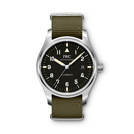 IWC - Mark XVIII - Black/Silver/Olive