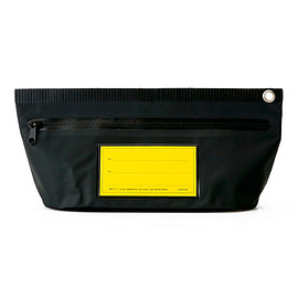 HIGHTIDE - Tarp Pouch - LL - black