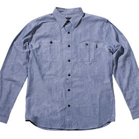 HUF - VINTAGE CHAMBRAY WORK SHIRT