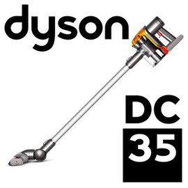 dyson - Digital Slim DC35 Multi Floor (Yellow)