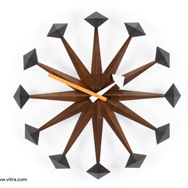 Vitra Design Museum - Polygon Clock