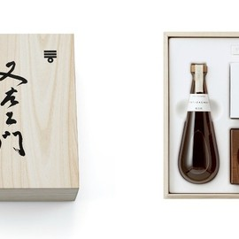 Taku Satoh for The Mizkan Group - mizkan vinegar packaging