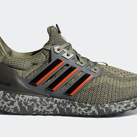 adidas - Ultra Boost DNA - Legacy Green/Core Black/Legend Earth