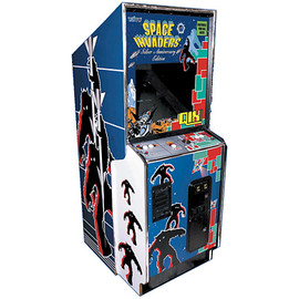 Taito - Space Invaders Arcade Machine