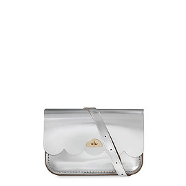The Cambridge Satchel Company - The Small Metallic Cloud Bag |Cambridge Satchel