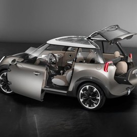 Mini - Rocketman Concept