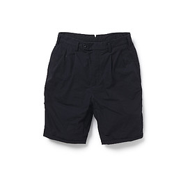 nonnative - TRAVELER SHORTS COTTON TYPEWRITER