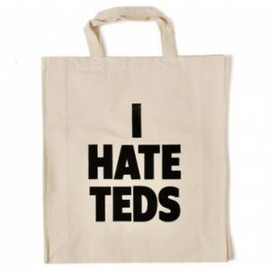 BRITISH REMAINS - I HATE TOTE