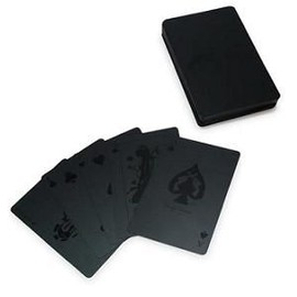 goody glams - Black playing card
