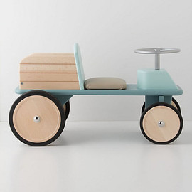 Anthropologie - Little Blue Tractor