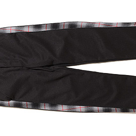 AiE - MB Pant-Polyester Dry Serge-Black