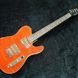Fender USA - MB Custom Chambered Telecaster by Paul Waller