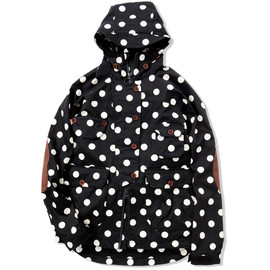 CASH CA - DOT TECH JACKET (BLACK)