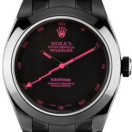 Bamford Watch Department - ROLEX - Milgauss Sonar