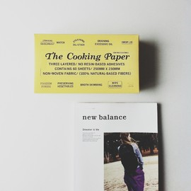 THE - COOKING PAPER