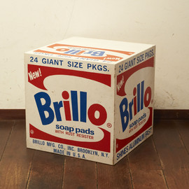 Andy Warhol - Brillo Box Piece