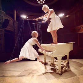Sarah Ann Wright - The Puppeteer & The Pianist